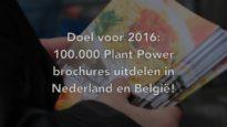 Doe mee met de Plant Power Movement!