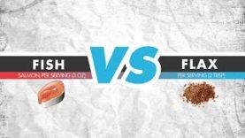 Fish vs. Flax