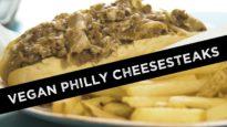 Vegan Philly Cheesesteaks