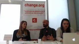 Intervista in diretta da change.org per parlare della campagna Eurospin