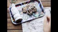 Ricette vegane: il salame di cioccolato