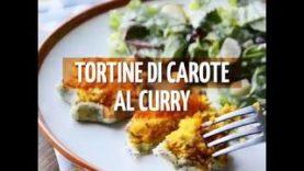 Ricette vegane: tortine di carote al curry