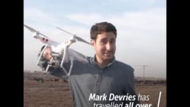 This man uses drones to expose factory farms, and his videos are going viral