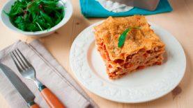 Recette de lasagnes à la bolognaise sans viande