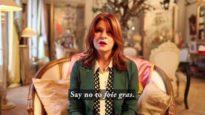 No Glamour in Foie Gras says Lolita Lempicka (investigation 2014)