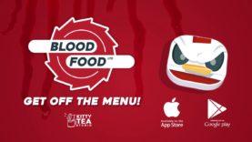 Blood Food, échappe au menu !