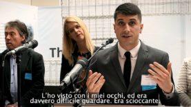 Il nostro Direttore Esecutivo Matteo Cupi al Parlamento Europeo