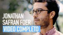 Salvare il mondo prima di cena - Jonathan Safran Foer al cinema Anteo di Milano