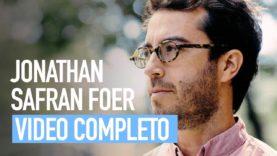 Salvare il mondo prima di cena – Jonathan Safran Foer al cinema Anteo di Milano