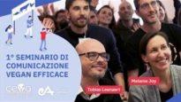 1° seminario di comunicazione vegan efficace in Italia – Essere Animali