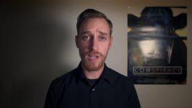 """""""Cowspiracy"""" alla Camera dei Deputati - Ringraziamento del co-regista Keegan Kuhn"""