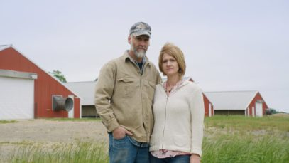 The Barrett Family Converted Their Poultry Barns into a Mushroom Farm