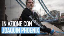 Animal Equality: con Joaquin Phoenix in azione su London Bridge