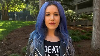 BEINGS: Metal front-woman, Alissa White-Gluz tell us why veganism is metal