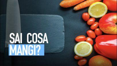 Sai cosa mangi? Cosa si cela dietro il sistema di produzione del cibo
