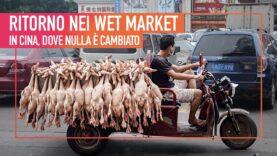 WET MARKET in Cina, nulla è cambiato