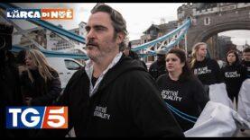 Animal Equality e Joaquin Phoenix in onda su Canale5