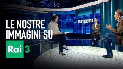 Allevamenti italiani come i wet market: le nostre immagini su Rai 3 a Cartabianca