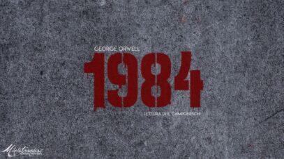 1984, G. Orwell – Audiolibro Integrale