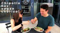 Chipotle Offers Vegan Chorizo!
