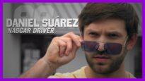 NASCAR Champion Daniel Suárez Makes a Pit Stop to Prevent a Dog's Suffering
