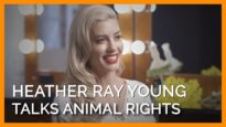 Heather Rae Young Talks Animal Rights Tattoos, Vegan Food, and Wedding Planning