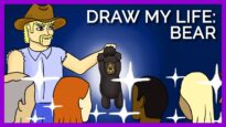 Draw My Life: A Bear Named Junior Will Make You Rethink the Cruel Cub Petting Industry